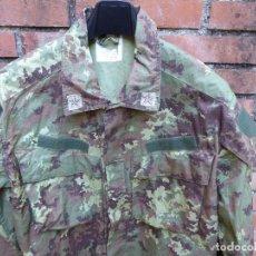 Militaria: CAMISOLA DEL EJÉRCITO ITALIANO. CAMUFLAJE PIXELADO BOSCOSO 2007. Lote 128482683