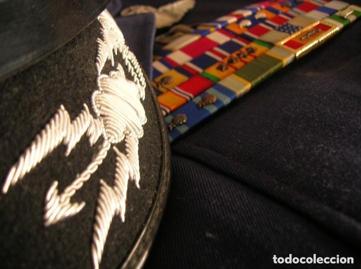 Militaria: UNIFORME COMPLETO DE CORONEL MUY CONDECORADO USAF. EPOCA DE LA GUERRA DE VIETNAM. 100% ORIGINAL USA. - Foto 2 - 128593023