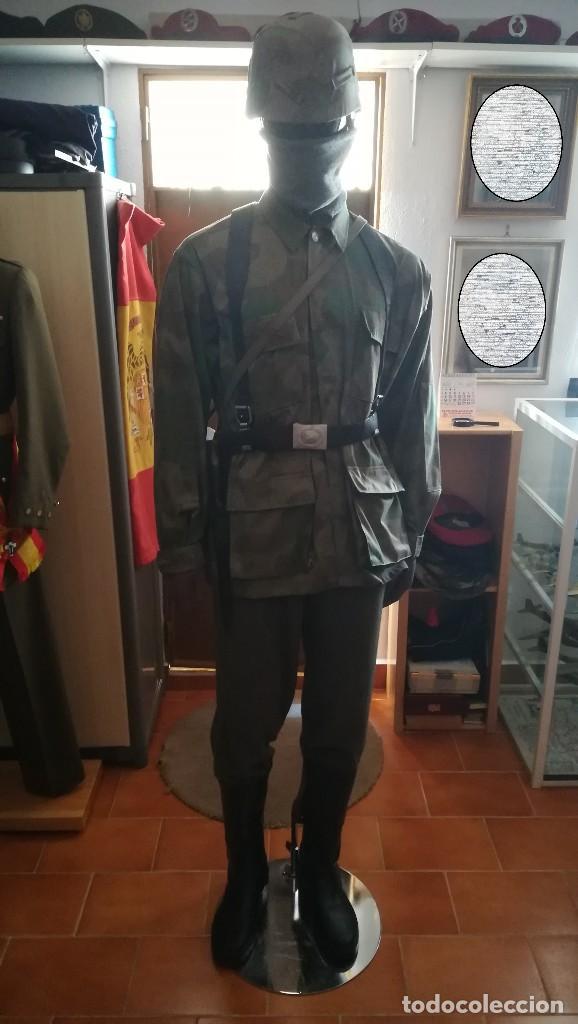 UNIFORME ALEMAN, 2ª GUERRA MUNDIAL (Militar - Uniformes Extranjeros )