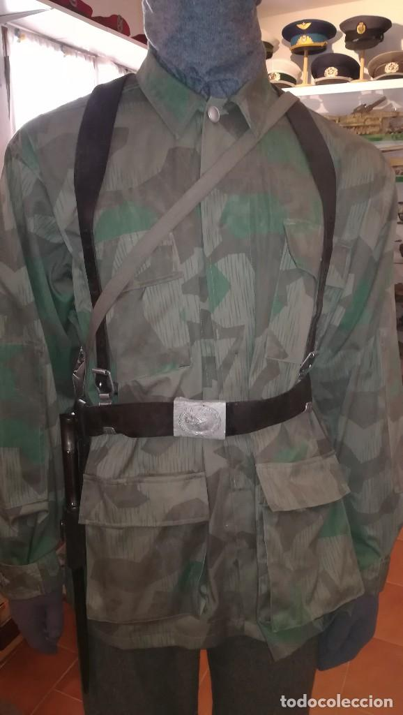 Militaria: UNIFORME ALEMAN, 2ª GUERRA MUNDIAL - Foto 4 - 128684835