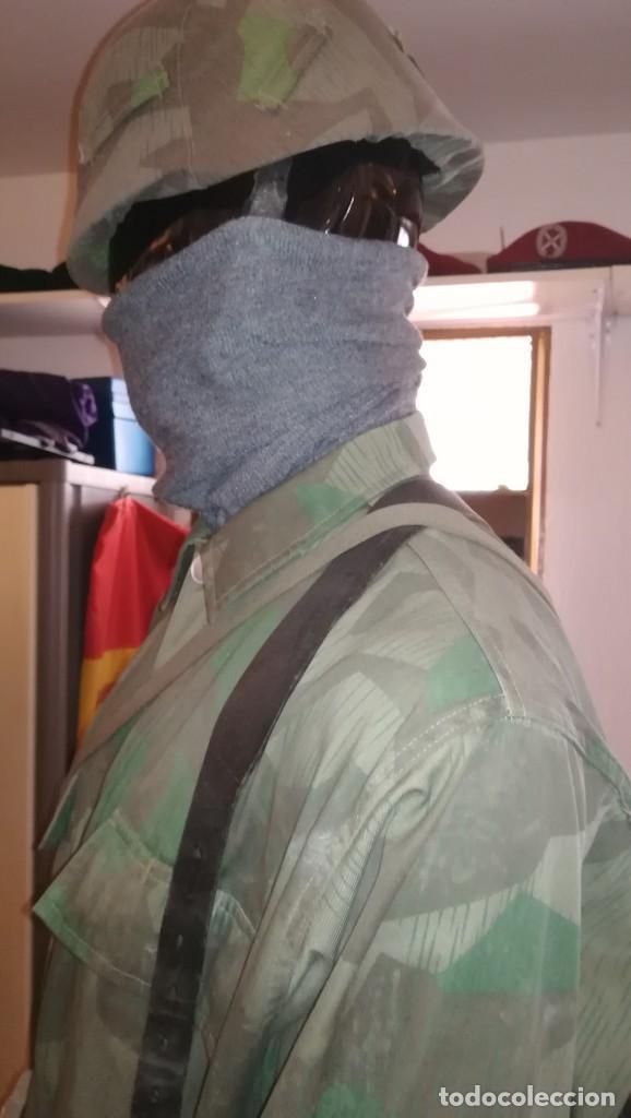 Militaria: UNIFORME ALEMAN, 2ª GUERRA MUNDIAL - Foto 7 - 128684835