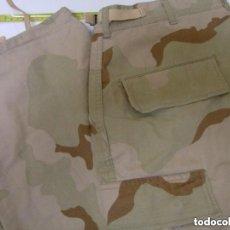 Militaria: US ARMY GULF WAR PANTALÓN MILITAR ORIGINAL EJÉRCITO NORTEAMERICANO GUERRA DEL GOLFO 1991. Lote 128727707
