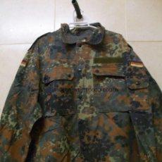 Militaria: BUNDESWHEER CHAQUETA MILITAR EJÉRCITO ALEMÁN AÑOS 80-90 ORIGINAL . Lote 128728007