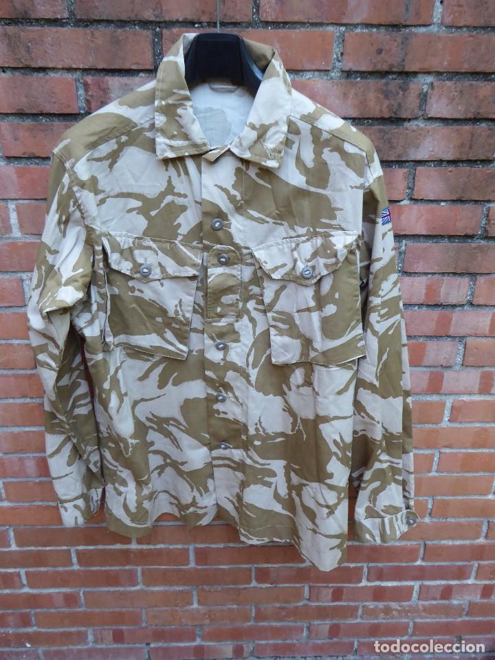 Militaria: Camisola del ejército británico. DPM - Foto 2 - 128819935