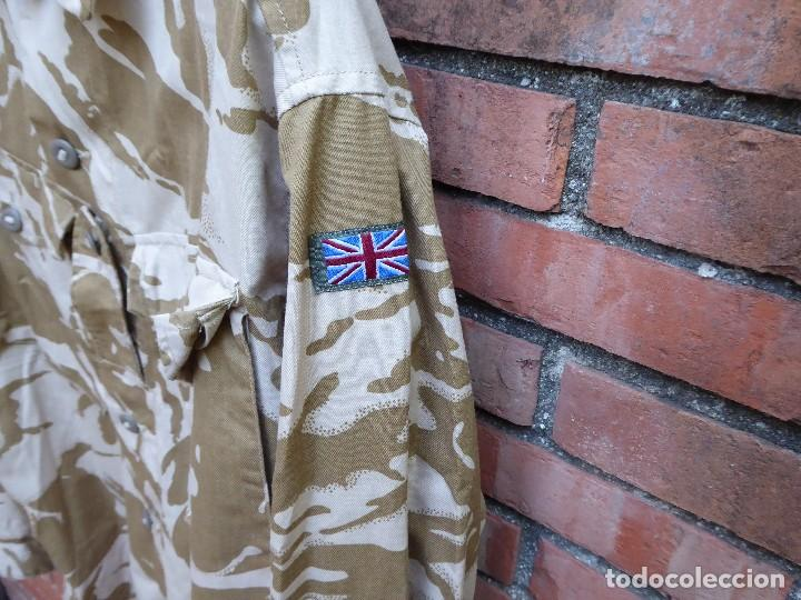 Militaria: Camisola del ejército británico. DPM - Foto 3 - 128819935