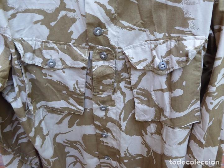 Militaria: Camisola del ejército británico. DPM - Foto 4 - 128819935
