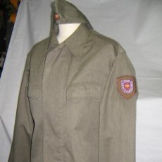 Militaria: UNIFORME ALEMÁN NVA UNIDAD ZIVIL. Lote 131038204