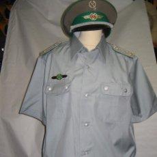 Militaria: UNIFORME ALEMÁN NVA SUBTENIENTE GRENZFLIEGER. Lote 131048580