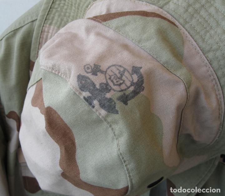 Militaria: CHAQUETA/GUERRERA y GORRA U.S. MARINES .. - Foto 6 - 131360790