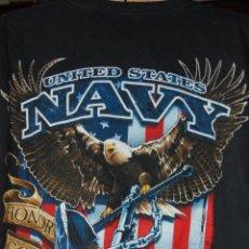 Militaria: USN. US NAVY. CAMISETA. Lote 131684286