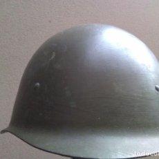 Militaria: CASCO RUSO SH40. Lote 134062046