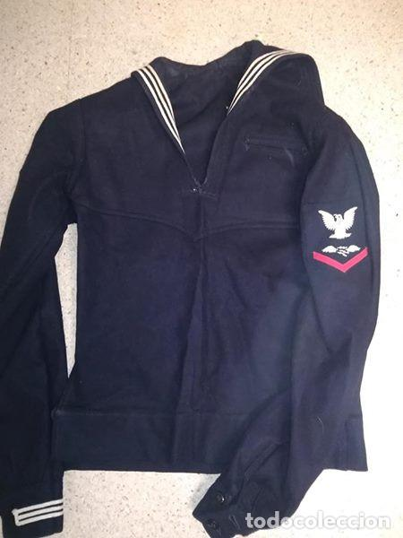 UNIFOME US NAVY JUMPER (Militar - Uniformes Extranjeros )