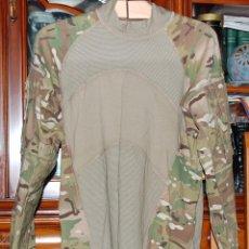 Militaria: USN Y MARINES. CAMISETA DE COMBATE.. Lote 135290942