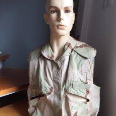 Militaria: CHALECO ORIGINAL ANTI FRAGMENTACIÓN USA MODELO IRAK. AIRSORF. Lote 136106732