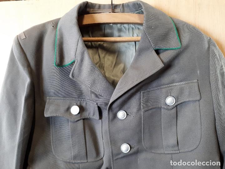 Militaria: Guerrera alemana RDA, K 44 - Foto 2 - 18336442