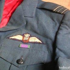 Militaria: GUERRERA CORTA BRITANICA DE OFICIAL PILOTO LA ROYAL AIR FORCE. RAF.. Lote 139665618