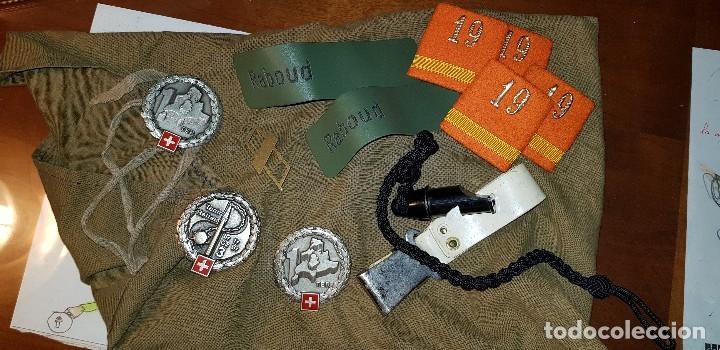Militaria: Uniforme suizo. Año 1994. Muy completo. - Foto 17 - 106561915