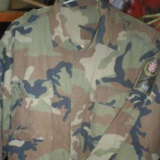 Militaria: CAMISA EJERCITO CROATA. Lote 141610710
