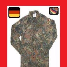 Militaria: CHAQUETA CAMUFLAJE ORIGINAL DEL EJERCITO DE ALEMANA (BUNDESWEHR) -(R-005-A). Lote 113317810