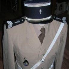 Militaria: UNIFORME COMPLETO DE GENDARME. AÑOS 70. GENDARMERIA FRANCESA. SAINT TROPEZ. MEHARI.. Lote 146185330