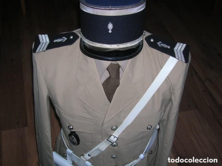 Militaria: UNIFORME COMPLETO DE GENDARME. AÑOS 70. GENDARMERIA FRANCESA. SAINT TROPEZ. MEHARI. - Foto 2 - 146185330