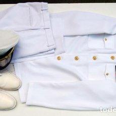 Militaria: EXCELENTE UNIFORME COMPLETO DE PASEO DE UN OFICIAL DE LOS NAVY SEALS,EPOCA VIETNAM. Lote 150958990