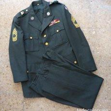 Militaria: UNIFORME DE LA US ARMY DE VETERANO DE LA WW2. Lote 151221694