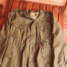 Militaria: CHAQUETA PARKA M65 EJÉRCITO AMERICANO GUERRA DE VIETNAM.. Lote 151654390