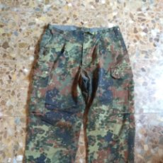 Militaria: PANTALONES FLECKTARN TALLA 42. Lote 154366241