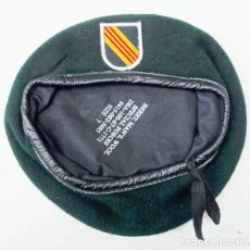 Militaria: USA,BOINA DEL 5TH GRUPO DE FUERZAS ESPECIALES.. Lote 154458946