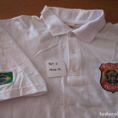 Militaria: POLO POLICIA FEDERAL BRASIL. Lote 202600510