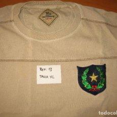 Militaria: CAMISETA CRUZ LAUREADA.. Lote 155223642