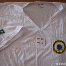Militaria: CAMISETA ACADEMIA NACIONAL DE POLICÍA BRASIL. Lote 202600323