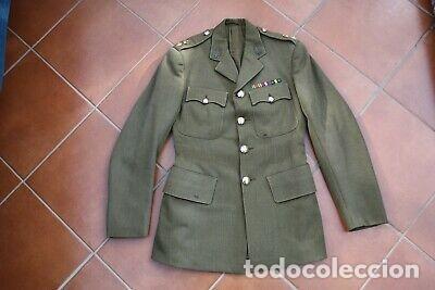 WW2. INGLATERRA. GUERRERA TENIENTE CORONEL (Militar - Uniformes Extranjeros )