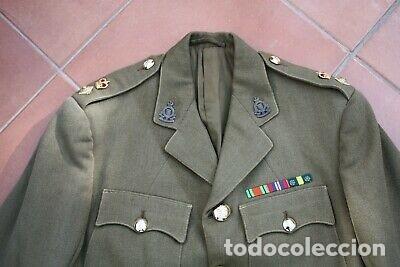Militaria: WW2. INGLATERRA. GUERRERA TENIENTE CORONEL - Foto 2 - 155456930