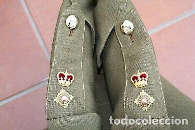 Militaria: WW2. INGLATERRA. GUERRERA TENIENTE CORONEL - Foto 4 - 155456930