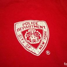 Militaria: POLO POLICE DEPARTMENT CITY OF NEW YORK AÑO 2009. Lote 156713378