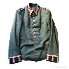 Militaria: CHAQUETA DE UNIFORME ALEMÁN M35. Lote 157271466