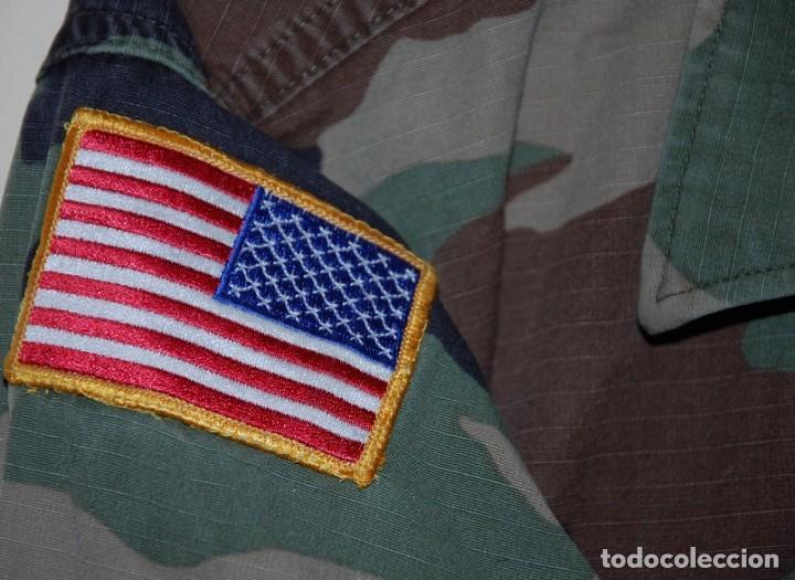 Militaria: CAMISA MILITAR MIMETIZADA MARINES USA CORP - Foto 2 - 195224138