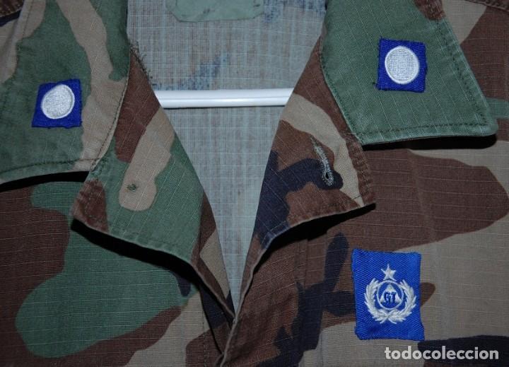 Militaria: CAMISA MILITAR MIMETIZADA MARINES USA CORP - Foto 4 - 195224138