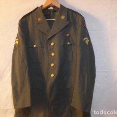 Militaria: ANTIGUA GUERRERA AMERICANA CON SUS PARCHES. ESTADOS UNIDOS. GUERRA VIETNAM. ORIGINAL. Lote 158612310