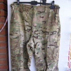 Militaria: PANTALON MILITAR MULTICAM US ARMY M/R.. Lote 159814598
