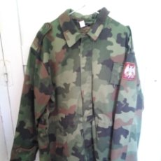 Militaria: SERVIA YUGOSLAVIA PARKA ABRIGO CON FORRO. Lote 160096457