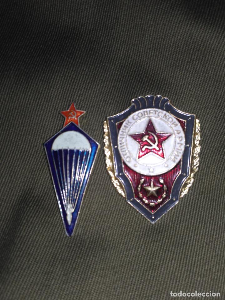 Militaria: uniforme ruso - Foto 5 - 161515302