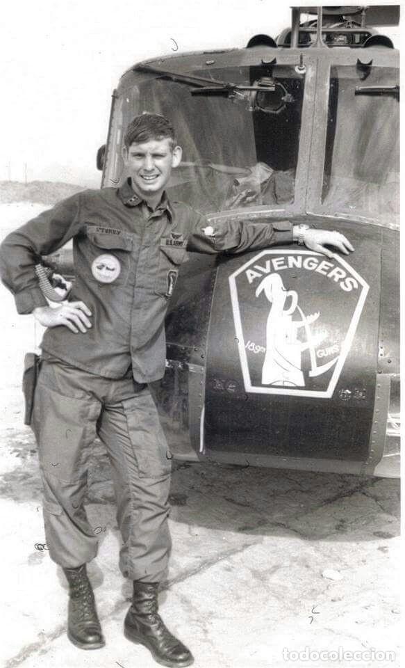 Militaria: Pantalones Piloto Tripulación Helicóptero Huey US Army Vietnam 1968 - Foto 16 - 164320250