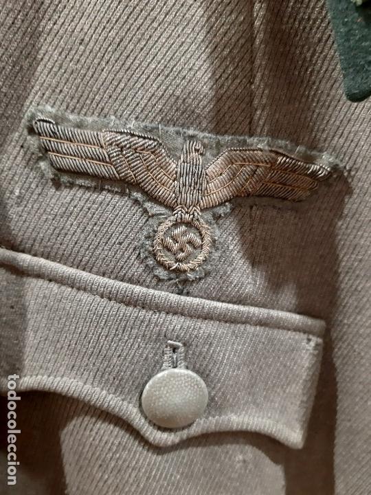 Militaria: WW2. ALEMANIA. III REICH. GUERRERA DE CAPITAN DE ARTILLERIA. ORIGINAL - Foto 10 - 165320998
