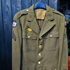 Militaria: WW2. ESTADOS UNIDOS. DOS GUERRERAS SARGENTO. 1941. Lote 165325682