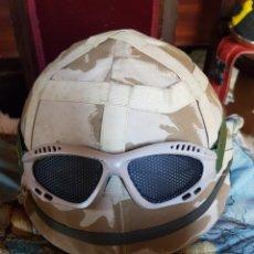 Militaria: CASCO DEL EJERCITO INGLES. Lote 165934257
