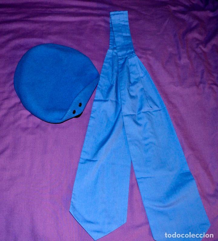 Militaria: Boina y corbata uniforme militar ONU - Foto 3 - 166586458