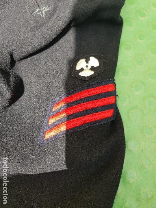 Militaria: UNIFORME AMERICANO ORIGINAL MARINO II GUERRA MUNDIAL - Foto 5 - 168595660
